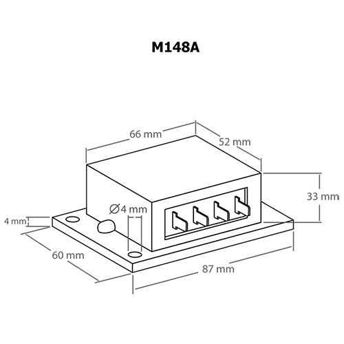 kemo m148a battery discharge protector
