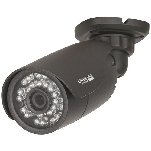 security camera hook up