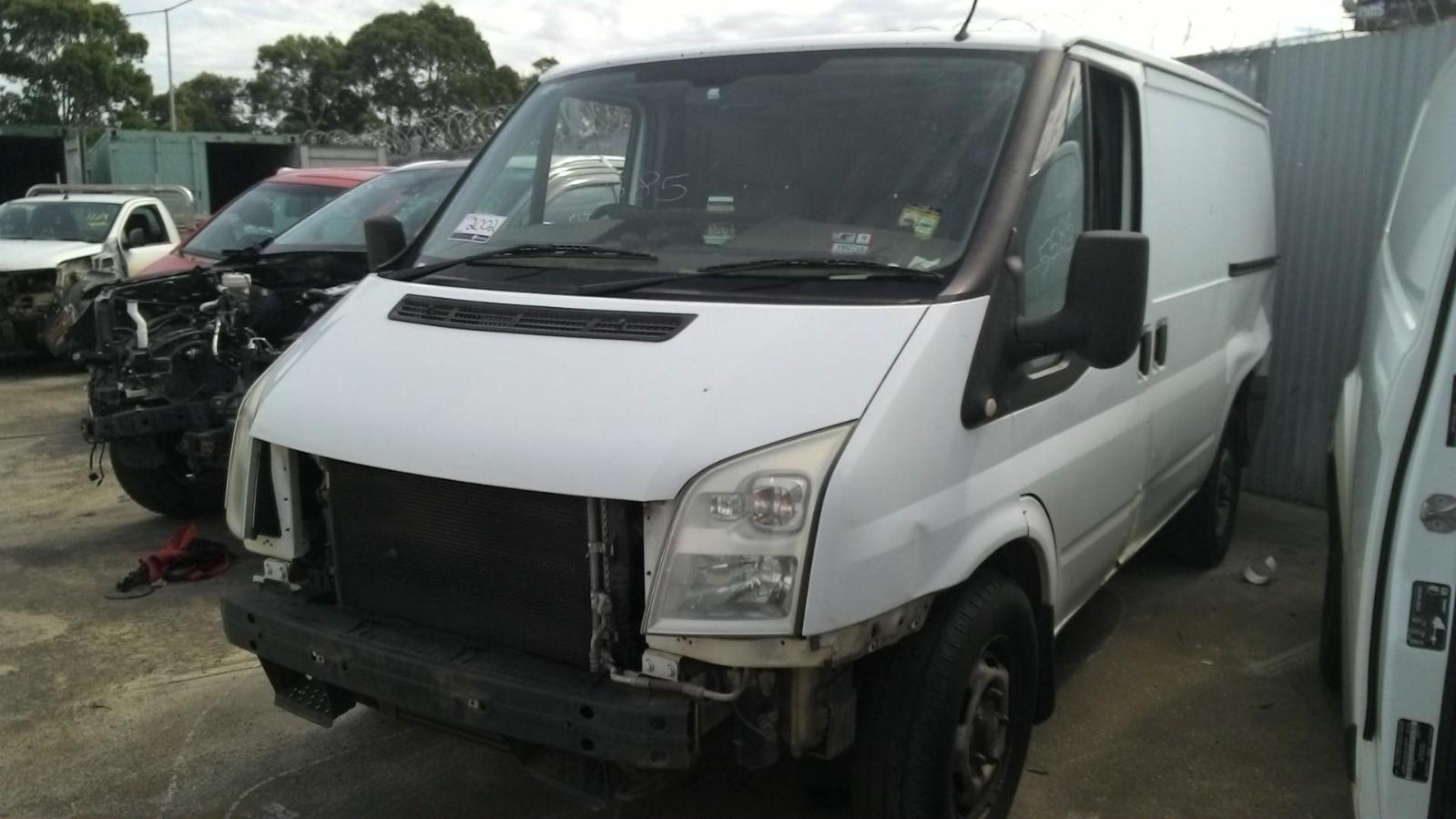 Details about FORD TRANSIT REAR DIFF ASSEMBLY VM, VAN, SINGLE WHEEL, 6  SPEED, 4 27 RATIO, 09/0