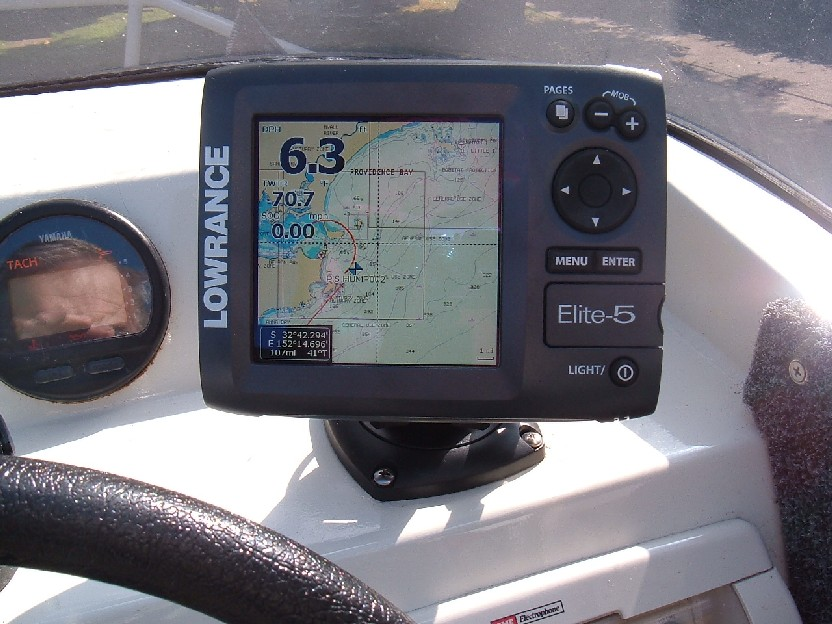 Troubleshooting Lowrance Fish Finder