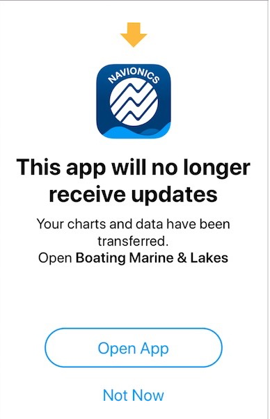 Navionics - huge price increase with replacement App ! - Boating