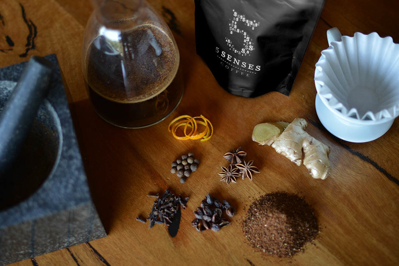 Get Festive With Spiced Cold Brew