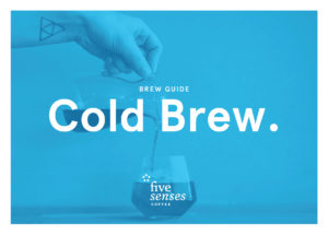 Coldbrew Brew Guide