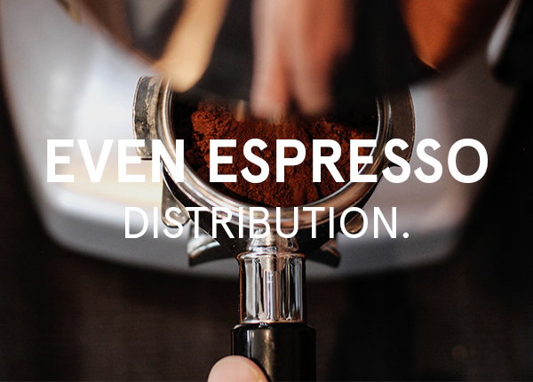 Even Espresso Distribution