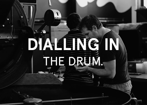 Dialling in the Drum