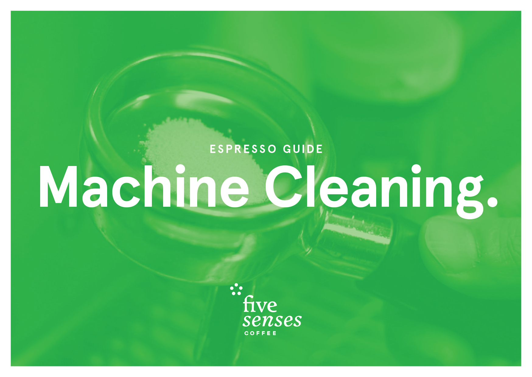 Machine Cleaning