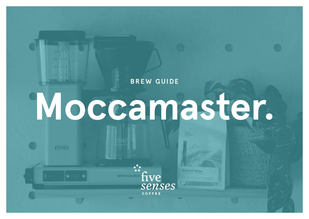 Moccamaster Brew Guide