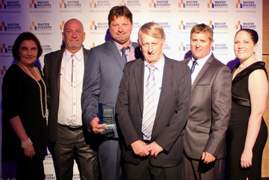 FKG Group's Mirani State High School Multi-Purpose Hall project wins at Master Builders Queensland Regional Awards in Mackay
