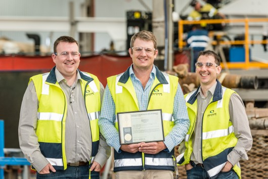 Obadare Group Awarded Australia's first API 4F Certification