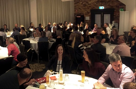 FKG Group Hosts Trivia Night in Support of Prostate Cancer Research