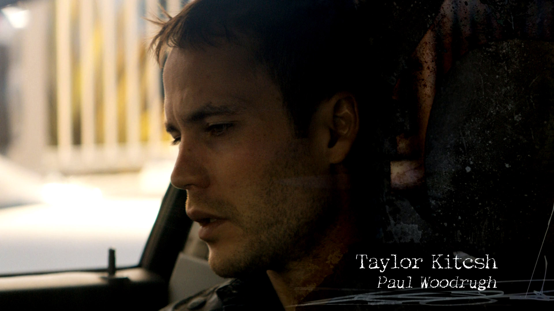 True Detective - Cast Interview - Taylor Kitsch | FOX SHOWCASE on Foxtel