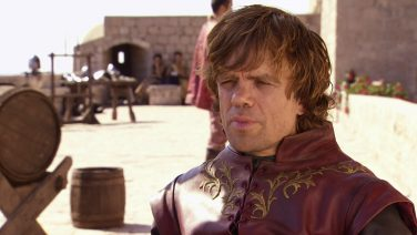 Tyrion Declaring He Is Hand Of King – Season 2