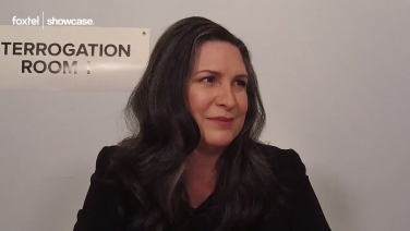 Interrogation Room Pamela Rabe