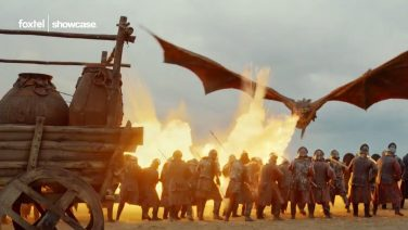 Behind the Scenes of Game of Thrones' Most Insane Episode Yet