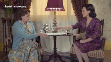 Digital Exclusive: Tea for Two with Doris and Regina