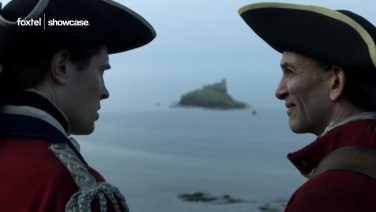 David Berry on Outlander's challenging shoot locations
