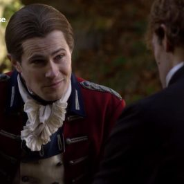 David Berry spills on Lord John Grey & Jamie's relationship