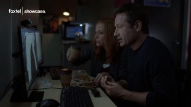 Scully & Mulder Research A Building