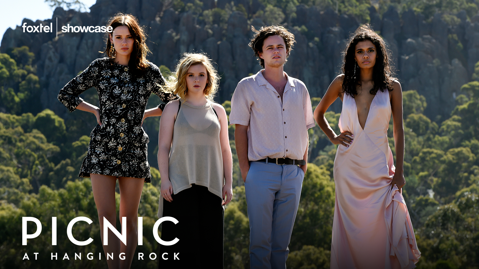 picnic at hanging rock The amazon series picnic at hanging rock is the sapphic, david lynch-influenced mystery-thriller that you didn't know you needed.