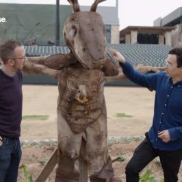 Fear The Walking Dead Episode 2: Making Of The Baseball Stadium