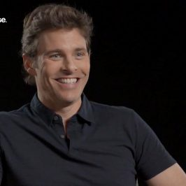 James Marsden Interview: An Australian Westworld?!