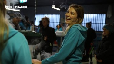 Wentworth Behind The Scenes – The Steam Press with Kate Jenko