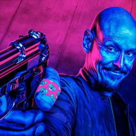 Aussie hitman drama series 'Mr Inbetween' to premiere October 1 on showcase