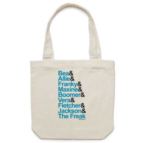 Wentworth tote bag