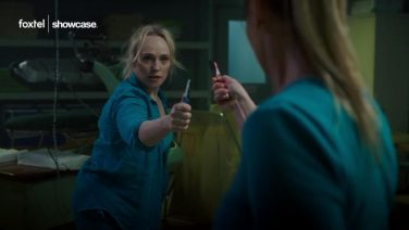 Wentworth Season 6 Episode 11 Clip: Kaz & Marie Showdown