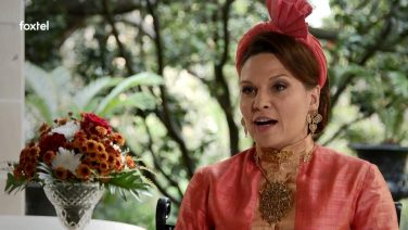 Featurette: Delia, the Mysterious Newcomer
