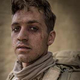 Private Jarrod Vogel (George Pullar)