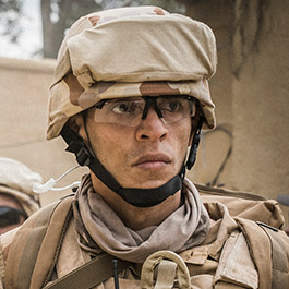 "Corporal Peter ""Pepsi"" Aboud (Julian Maroun)"