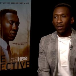 Behind The Scenes of True Detective: Mahershala Ali
