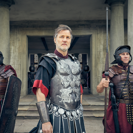 Epic Fantasy Series Britannia Returns For A Second Season!