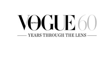 VOGUE AUSTRALIA – 60 Years Through The Lens
