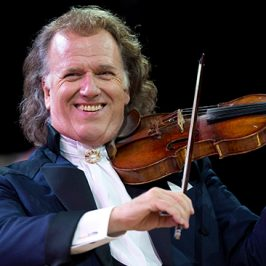 "WIN: Tickets to André Rieu ""Amore – My Tribute To Love"" in cinemas"