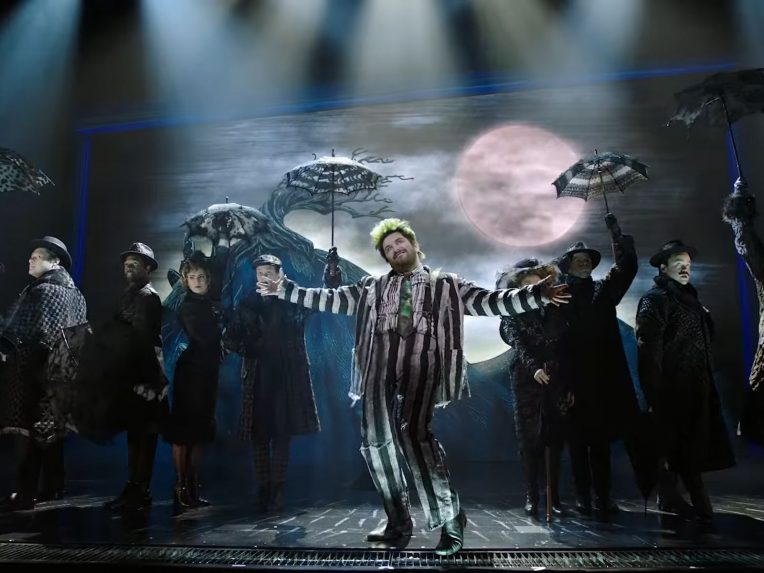Australia's Eddie Perfect Scores Eight Tony Nominations With 'Beetlejuice' Musical