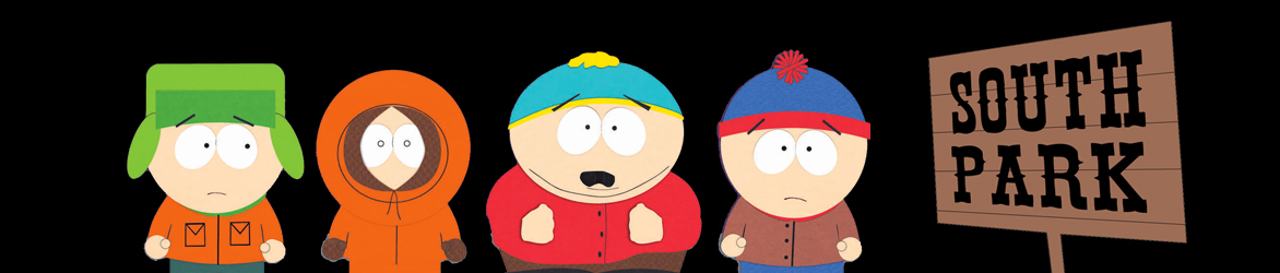 South Park ⋆ The Comedy Channel on Foxtel