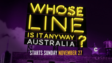 #WhoseLineAus – 'Playbook' #8