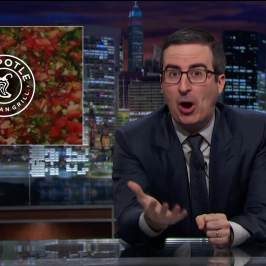 Last Week Tonight – Chipotle