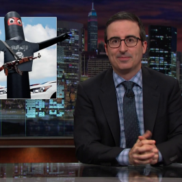 John Oliver's Geography Guide