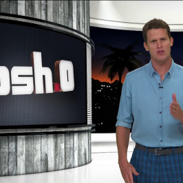 New Time – Same Tosh.0