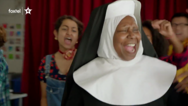 Whoopi Goldberg Makes A Cameo