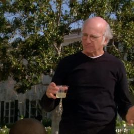 Larry David Argues with Kids