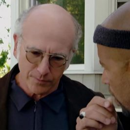 Larry David on How To Drop A Rhyme