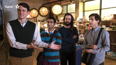 Silicon Valley returns for season 5 in March