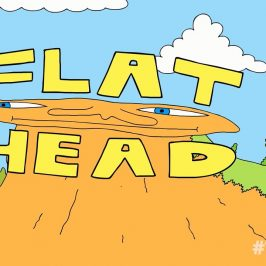 Meet Flathead, Michael Cusack's best animation yet