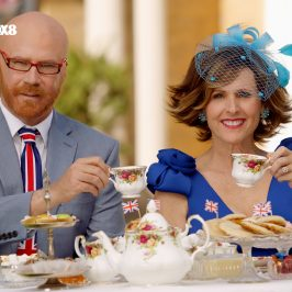 The Royal Wedding Live with Cord & Tish!