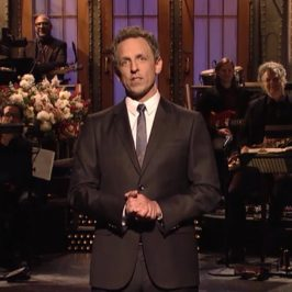 Why Seth Meyers Isn't Surprised That Kanye Supports Trump