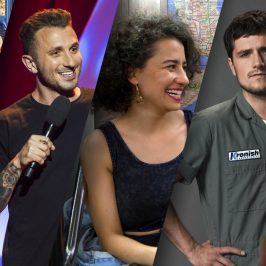 Everything You Need to Watch in January on Comedy